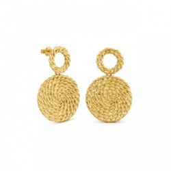 Mimbre Earrings J3344AR043200