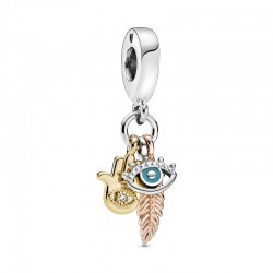 Hamsa, All-seeing Eye &...