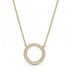Circle of Sparkle Necklace...