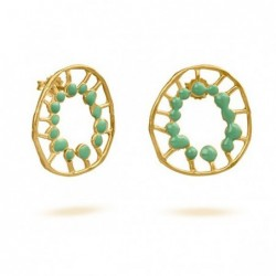 Secret Mint Earrings...