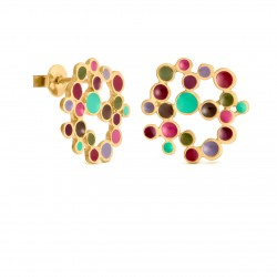 Candy Colours Earrings...
