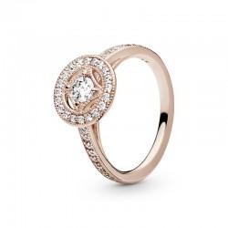 Vintage Circle Ring 181006CZ