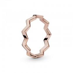 Polished Zigzag Ring 187752