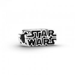 Star Wars Silver 3D Logo...