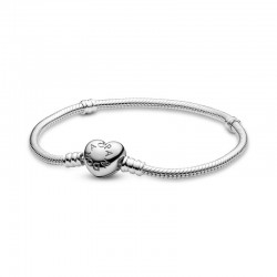 Pandora Moments Heart Clasp...