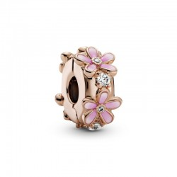 Pink Daisy Spacer Clip...